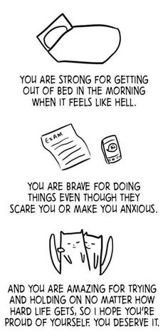 True of all my Behcet's friends, and all the Spoonies out there!!