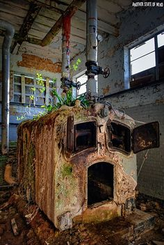 Another State of Mind Photography - Urban Archeology