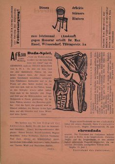 Der Dada No. 1