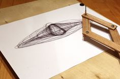 Drawing Machine - 2
