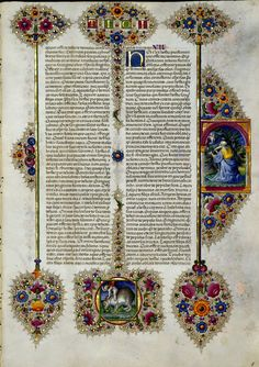 Bible of Borso d'Este — Viewer — World Digital Library