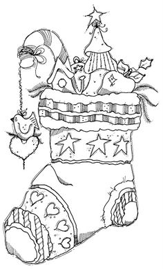 Christmas Coloring Books for Adults - Christmas Coloring Books for Adults , Mas 2 El Taller De Cris Cris Picasa Web Albums Coloring Book Pages, Printable Coloring Pages, Coloring Pages For Kids, Kids Coloring, Christmas Coloring Sheets, Illustration Noel, Theme Noel, Christmas Colors, Winter Christmas