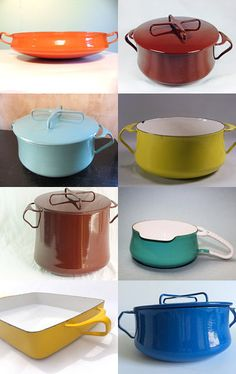 #epsteam #etsygifts Come DANSK with Me! ~ Vintage DANSK Cookware by Barbara J on Etsy--Pinned with TreasuryPin.com