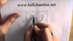 How to Draw Celtic Patterns 140 - Heart shaped interlace Part 1 of 2 Celtic Patterns, Heart Shapes, Celtic Knots, Drawings, Youtube, Ideas, Celtic, Sketches, Sketch