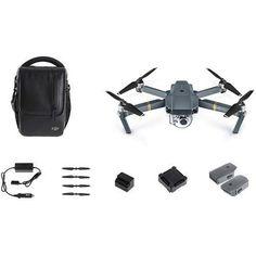 DJI Mavic Pro 4K Drone Fly More Combo $1199  Free S&H #LavaHot http://www.lavahotdeals.com/us/cheap/dji-mavic-pro-4k-drone-fly-combo-1199/162777?utm_source=pinterest&utm_medium=rss&utm_campaign=at_lavahotdealsus