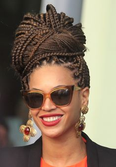 Are you searching for some of the trendy and fashionable braided hairstyles for black women over 50, 40? Well we all know that even the women at the age of 50 has the everlasting wish to look superb in hair styling for others and for that reason she all the time look for the hairstyles that are best according to her age. This hairstyle is known as one of the fashionable looking plus it is... FULL ARTICLE @ http://www.africanamericanhairstylestrend.com/braided-hairstyles-black-women-50-40/