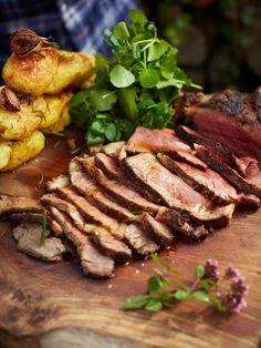 The ultimate steak with vinegar roasties   Jamie Oliver   Food   Jamie Oliver (UK)