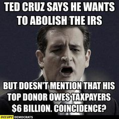 Another Republican helping the Rich STEAL from Taxpayers! Don't forget... this thief was hiding money or of country to avoid paying taxes!