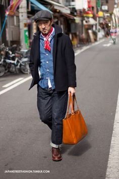 osaka street fashion.