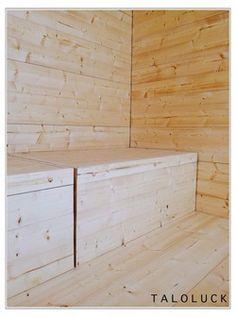 Talo Luck minimalist sauna