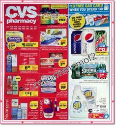 cvs ad for 06/01 - 06/07!  view it here: http://www.iheartcvs.com/2014/05/0601-0607.html