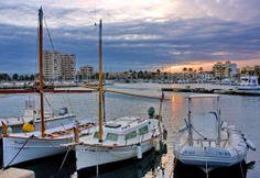 Portixol marina, #Palma de #Mallorca.