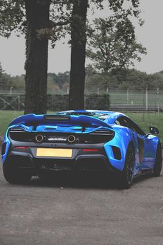 Awesome McLaren 675LT