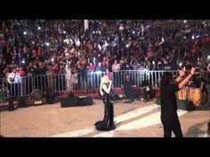 En video: Yuri en el Carnaval Coatza 2015