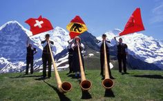 Land of the Swiss.
