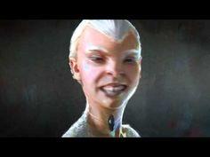 Jakub Javora's motion concept art - White hair - (YouTube, 2015)