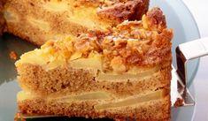 Prăjitură de post cu mere și nuci, aromată cu scorțișoară - CaTine.ro Tiramisu, Cheesecake, Ethnic Recipes, Desserts, Food, Tailgate Desserts, Deserts, Cheesecakes, Essen