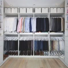 Master Bedroom Closets Design, Pictures, Remodel, Decor and Ideas - page 13