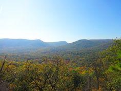 Views of Bear Mountain