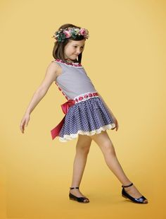 5eeb44b24 Blog moda infantil   CARMEN TABERNER MODA INFANTIL Colección  Primavera Verano 2015
