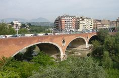 Benevento Vanvitelli Bridge Calorie River