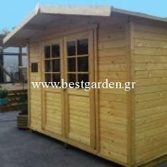 Ξύλινες αποθήκες , γκαράζ , μπαούλα , σκυλόσπιτα €1,587.00