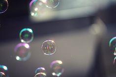 Bubbles Photography Light Sun