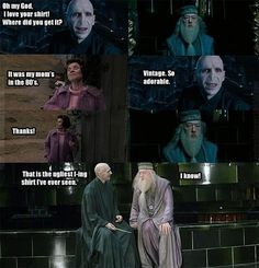 harry potter + mean girls. I love the bottom pic, you can tell it was from outtakes since Voldemort has a nose! Harry Potter Comics, Images Harry Potter, Harry Potter Funny Pictures, Harry Potter Jokes, Harry Potter Fandom, Harry Potter Fun Facts, Harry Potter Twilight, Favim, Buffy