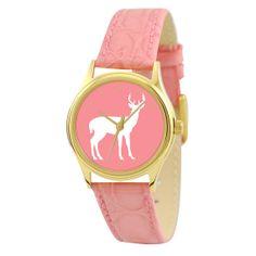 Reindeer Watch by SandMwatch on Etsy