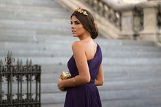 trendy_taste-look-outfit-street_style-vestido_boda-lila-violeta-purple-wedding_dress-smart-elegante-AD-adolfo_dominguez-golden_clutch-bolso_de_mano-dorado-tiara-golden_crown-corona-drapeado-draped-special_events-polaroid-7 by Trendy Taste, via Flickr