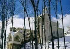 Chalet Mountain Wedding Chapel Gatlinburg Tennessee Where Mark And I Got Married