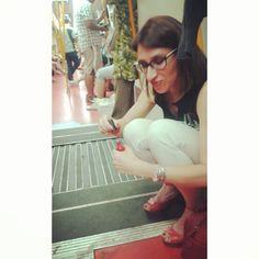 #glamour  #metromadrid  #esmaltedeuñas