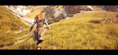 In case you haven't seen all the Horizon: Zero Dawn GIFs floating around... - NeoGAF
