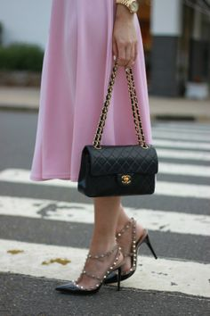 Oh So Glam: Pretty In Pink