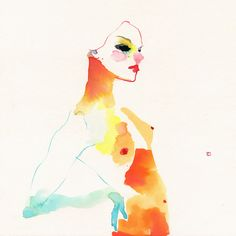 MUSES ///// by conrad roset, via Behance