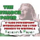 Don't be afraid!  I was hesitant and had many qualms when I first began teaching students how to write a research paper!  http://www.teacherspayteachers.com/Product/Introducing-The-Research-Paper-the-8-Step-Process-338423