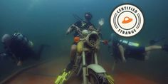 Mermet Springs Scuba Diving is a Tourist Attraction in Belknap. Plan your road trip to Mermet Springs Scuba Diving in IL with Roadtrippers. Underwater Ruins, Breathing Underwater, Road Trippers, Rv Travel, Video Photography, Thailand Travel, Scuba Diving, Places To See, Abandoned