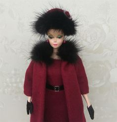 clothing for silkstone barbie, OOAK outfit ,quarrier liang #quarrierliang
