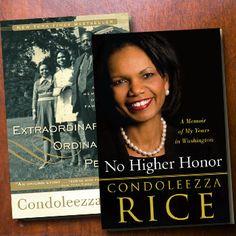 Condi Rice's Memoirs