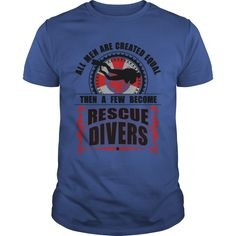 Rescue Divers T-Shirts, Hoodies. CHECK PRICE ==► https://www.sunfrog.com/Hobby/Rescue-Divers-136497875-Royal-Blue-Guys.html?id=41382
