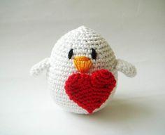 The Unique Valentine's day Bird