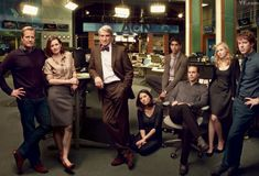 A really smart new show, loving it so far ..Aaron Sorkin's Newsroom: Sneak Peek at the New HBO Show | Hollywood | Vanity Fair