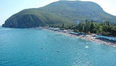Все об отдыхе в Алуште, в Крыму - как добраться, за сколько снять жилье, где развлечься и на каком пляже отдохнуть. Карта Алушты и фотографии.