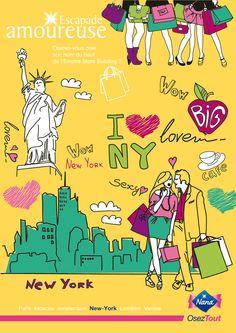 Boîte à Nana #NYC