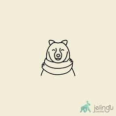#design #designideas #idea #logo #branding #marketing #marketingtips #art #inspiration #minimalist #Jelingu #JelinguCreates #Dope #Bear #sketch #sketchbook #cuddle #hug #selflove #cute