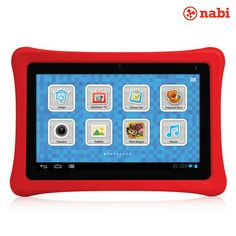 Fuhu Nabi 2 Google Android 4.04 Quad-Core 1.3GHz 8GB 7' Tablet at 53% Savings off Retail!