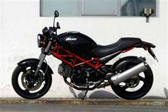 Ducati Monster 695 motorcycle Come to me baby!!!!