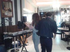 sadko_martin#sadkomartin #puccini #creteil #juin2014 #aicha #ecoute moi #danse #aicha