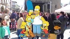 Me ha gustado este vídeo en YouTube: Hasta Los Simpsons hablan de Villanueva de la Serena!