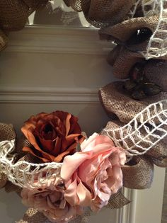 Timeless Creative Decor custom wreath creations Home Wedding, Creative Decor, Event Decor, Burlap Wreath, Special Day, Wedding Decorations, Concept, Wreaths, Design